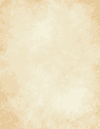 brown paper: A very high detailed Full vector design for a light old paper - parchment