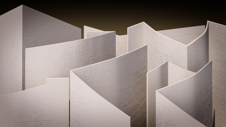 concrete Art Background illustration Reklamní fotografie