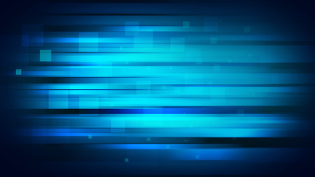 Abstract Speed background technology blue