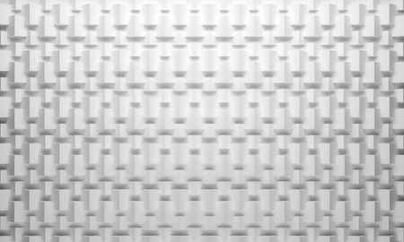White background geometry rectangle pattern Banco de Imagens