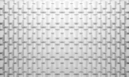 White background geometry rectangle pattern Reklamní fotografie