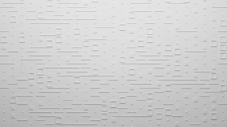 White Background Technology element pattern Reklamní fotografie