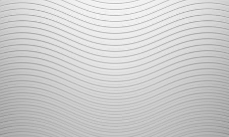 white background Curve and line pattern