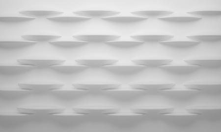 white background stripe and line pattern Reklamní fotografie