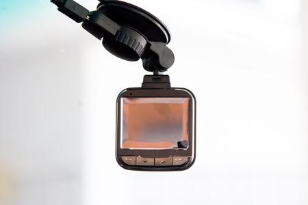 grabadora: video del coche instalado en la ventana