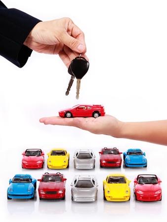 car show: Cars business.