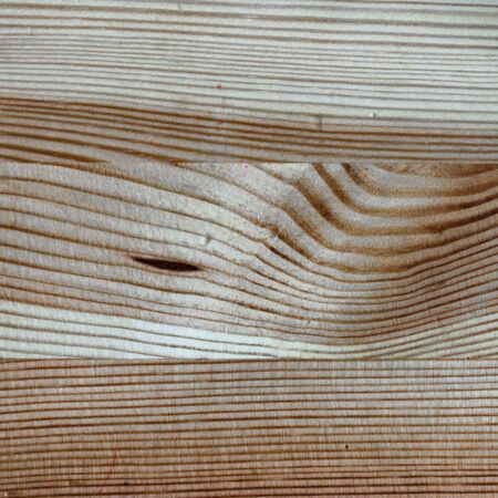 treated board: square color picture treated wood composite board contrast image of the tree structure