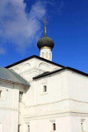 the eighteenth: Temple Novospassky Monastery of the eighteenth century