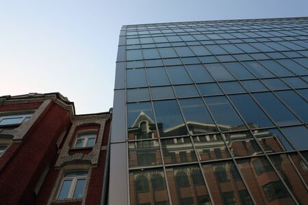 perceived: More and more modern buildings appear in the center of Moscow, and it is perceived ambiguously