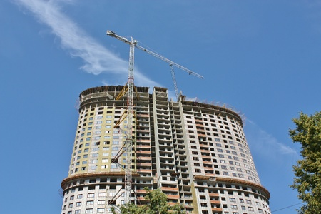 Rise in price of land in Moscow leads to the construction of high buildings
