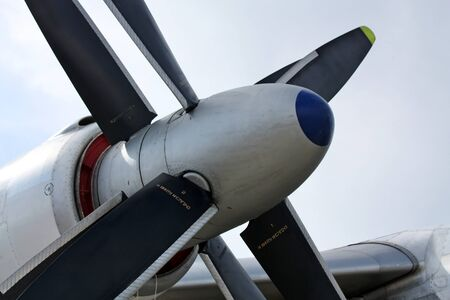 l petrol: Aircrafts propeller provides horizontal movement of the aircraft