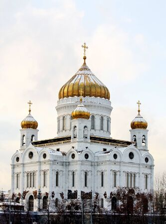 Christ the Savior Cathedral is largest cathedral of the Russian Orthodox Church