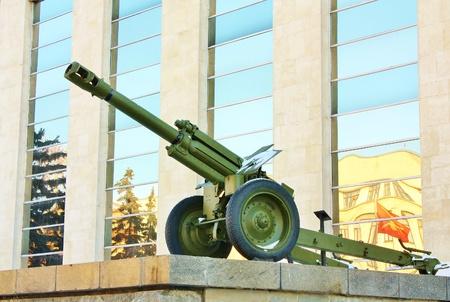seconda guerra mondiale: Obice da 152 mm era la pistola d'artiglieria di base della seconda guerra mondiale