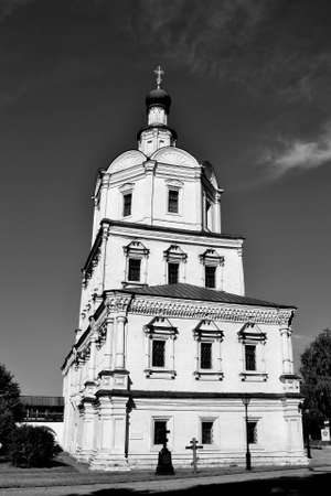 Andronicus Monastery is the oldest monastery in Moscow. Founded in 1357 Stock Photo - 12412746