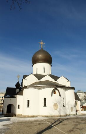 twentieth: Martha and Mary Convent was built in the early twentieth century in the neo-russian style