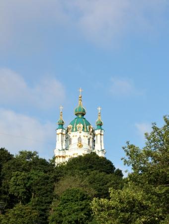 andrew: St  Andrew church in Kiev