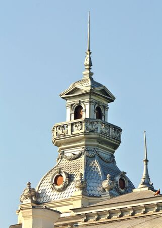 Palace of Grachevka estate was built in 1900 in Moscow, modeled on the famous gambling house in Monte Carlo Editorial