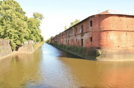 eighteenth: Bypass channel is an outstanding engineering construction early eighteenth century