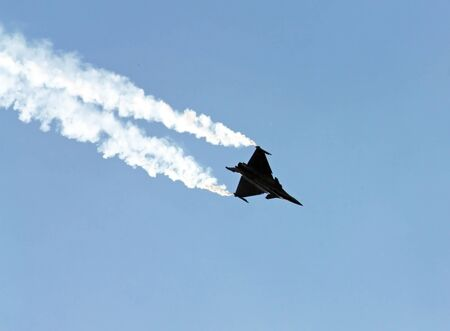 Dassault Rafale  is a french twin-engine delta-wing fighter aircraft