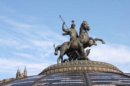 escultura romana: Escultura de Jorge el Victorioso