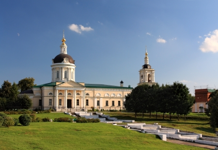 nineteenth: Church of St  Michael Archangel in Kolomna, built in the early nineteenth century