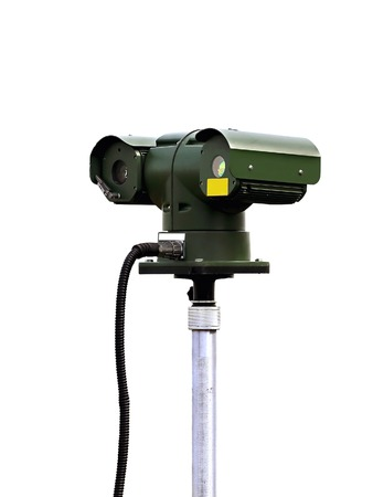 tactical: Tactical device of the optical and electronic  surveillance and detection