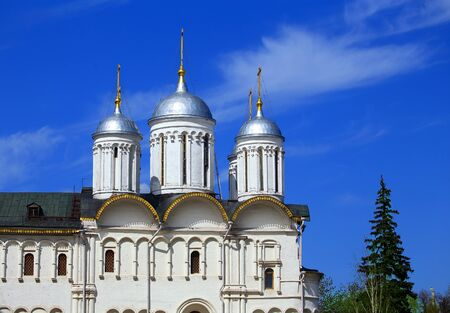 patriarchal: Patriarchal Chambers and Church of the Twelve Apostles in Moscow Kremlin