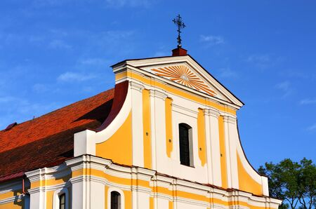 eighteenth: Catholic Church of the of the late eighteenth century made in the Baroque style