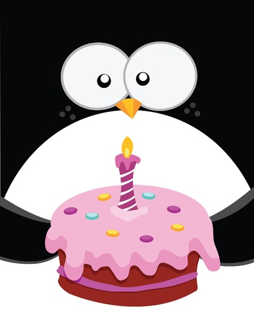 Birthday Card Stock Vector - 10907689