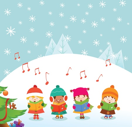 igloo: Caroler Kids