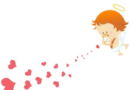 eros: Carino Cartolina di San Valentino
