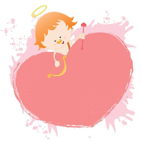 angeles bebe: San Valentín Cupido