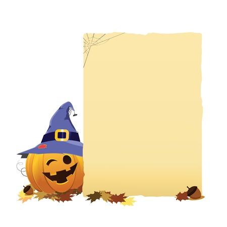 Pumpkin s Halloween Message