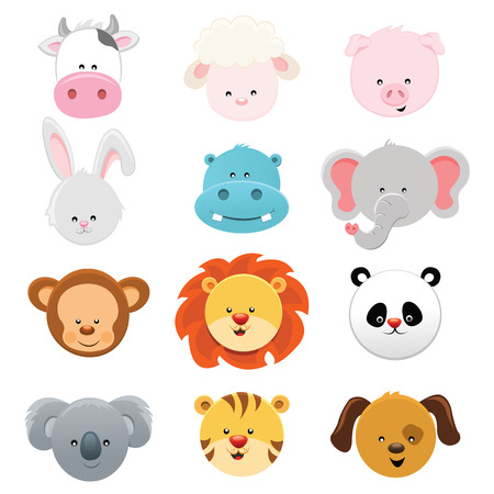 baby lamb: Animal Faces