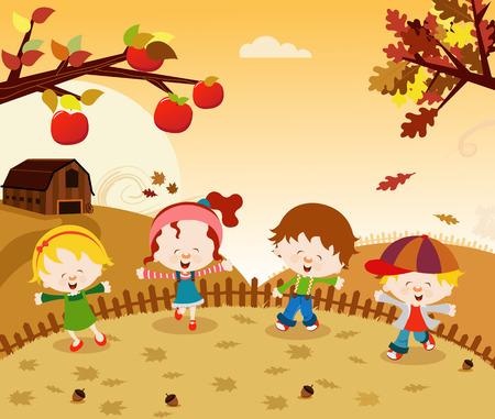 Herfst Kids