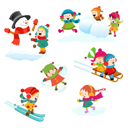 Winter Games Collection