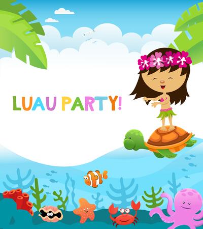 luau party: Luau Party