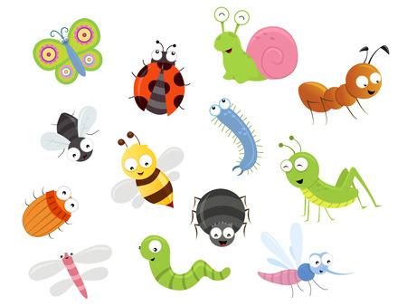 gnat: Cute Bug Set