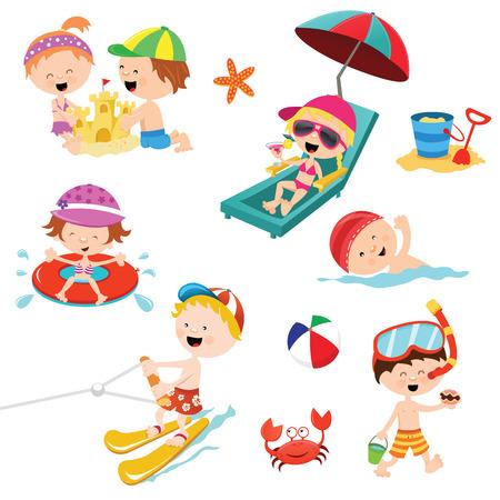 Summer Kids Set