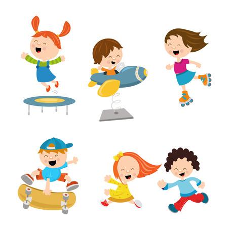 Playing Kids Set