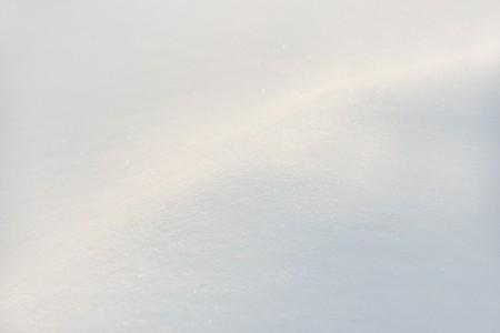 snow drift: Snow drift in bright sunshine