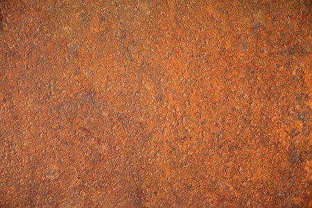 Rusty metal background Stock Photo - 8305141