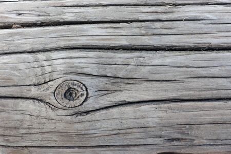 weathered: Old worn grey knotted wood