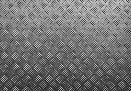 Background of metal with repetitive patten Stock Photo - 9238446