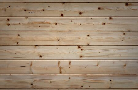 untreated: Background of fresh untreated light knotted wood