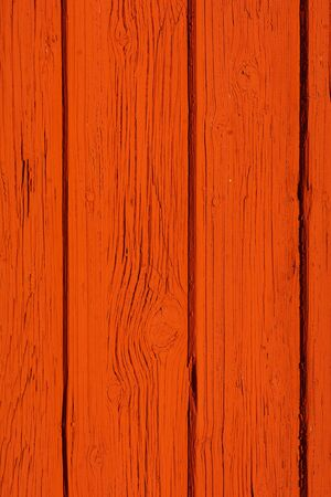 knotting: Background of red wooden wall with knots