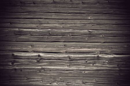 knotting: Background of vintage knotted wooden wall