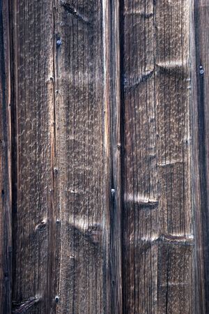 knotting: Background with very old weathered wooden wall
