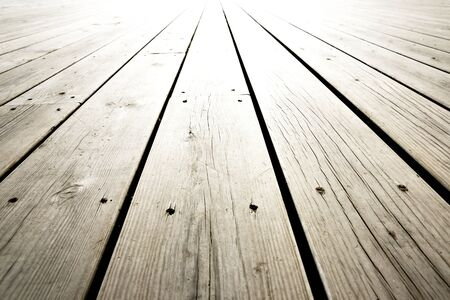knotting: background with wooden floor in natural colors