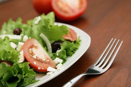 Greek salad Stock Photo - 5527385